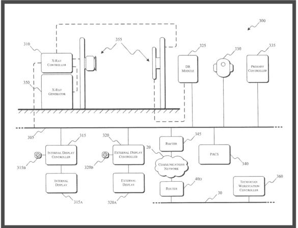 Michael Ferro Radiation Diagnostic Device Patent